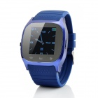 "M26 1.4"" TFT Wearable Bluetooth V3.0 Smart Watch w/ Hands-free Calls, Pedometer, Altimeter - Blue"