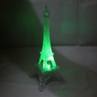 Romantic Colorful Luminescence Eiffel Tower Style Night Light (3*LR44)