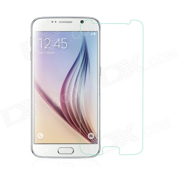 Angibabe Buff TPU Screen Protector for Samsung S6 G920 - Transparent