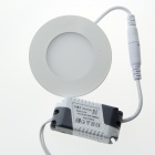 3W 265lm SMD 3528 Round Warm White Ceiling Lamp (85~265V)