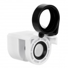 Wide Angle + Fish Eye + Macro Camera Lens for IPHONE 6 PLUS - White