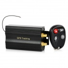TK103D Anti-Theft Car GPS автомобиля / SMS / GPRS трекер Tracking System - черный