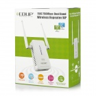 EDUP EP-AC2931 2.4G & 5G 802.11AC 750Mbps Wireless AP Repeater - White