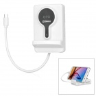 OTG + 3*USB 2.0 + Micro SD / SD / MMC Adapter for Samsung - White