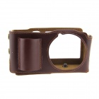 Casual Camera Holder Bag for SHIMA DP3 - Brown