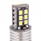 MZ T25 3W 6500K 300lm SMD 2835 White Car Lamp (12~24V)