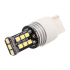 MZ T20 3W 6500K 300lm SMD 2835 White Car Lamp (12~24V)