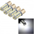 YouOKLight BA15S / 1156 4W 330lm 18-5050 SMD White Bulb (12V / 4PCS)