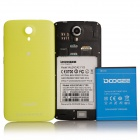 """DOOGEE VALENCIA2 Y100 Octa-Core Android 4.4 Bar Phone w/ 5.0"""" HD OGS IPS, Back Touch, OTG (Presale)"""