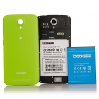 """Presale DOOGEE VALENCIA2 Y100 Octa-Core Android 4.4 Phone w/ 5.0"""" IPS, Back Touch, OTG, 8GB - Green"""