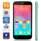 "DOOGEE VALENCIA2 Y100 Octa-Core Android 4.4 Bar Phone w/ 5.0"" HD OGS, Back Touch,OTG-Light Blue"