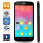 "DOOGEE VALENCIA2 Y100 Octa-Core Android 4.4 Bar Phone w/ 5.0"" HD OGS IPS, Back Touch, OTG-Black"