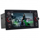 joyous 1024 x 600 android 4,4 2 DIN radio bil DVD for ford - svart