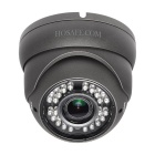HOSAFE 2MD3G 1080P ONVIF H.264 Dome Outdoor IP Camera w/ 36-IR-LED / 2.8~12mm Varifocal Lens