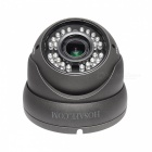 HOSAFE 2MD3G 1080P Dome Outdoor 2.0MP IP Camera - Grey (US Plug)