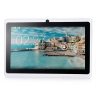"7"" Android 4.2 Quad-Core Tablet PC w/ 4GB ROM, Wi-Fi, Dual Camera - White (EU Plug)"