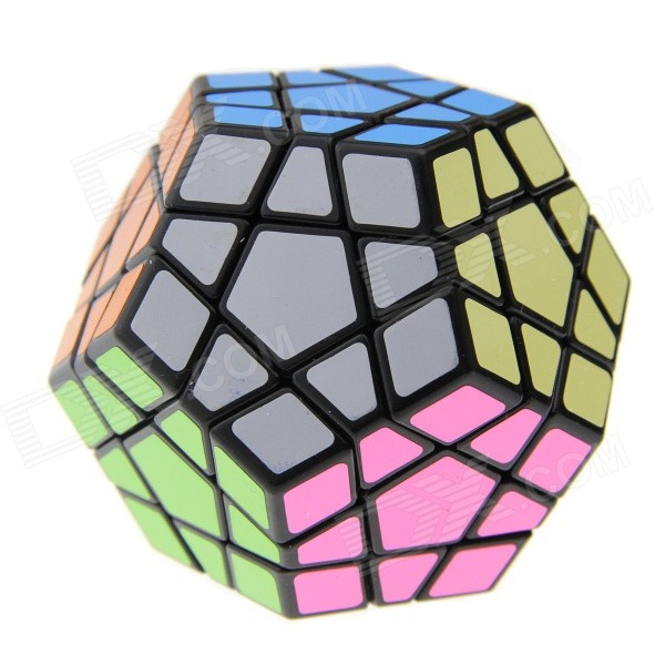 Resorte ajustable Megaminx - negro
