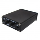 A907 Professional 2-CH Microphone Amplifier for PC - Black + Silver