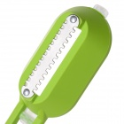 Handy Stainless Steel Fish Scaler Scale Scraper - Green