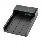 "USB 3.0 2.5""/ 3,5"" HDD docking m / case + backup-funksjon - svart"