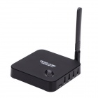 F6 3128 Rockchip H.265 XBMC DLNA Wi-Fi IR 3D Smart Media Player Android 4.4 Quad-Core TV Box