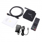 F6 3128 XBMC DLNA wi-fi IR 3D slimme media player Android 4.4 TV box