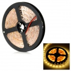 24W 3528 SMD LED Light Strip Warm White 3000K 500lm - White + Orange (5M / DC 12V)