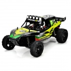 WLtoys K959 1:12 4-CH Electronic R/C Desert Off-Road Vehicle - Green + Black