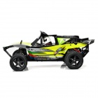 WLtoys K959 1:12 4-CH Electronic R/C Off-Road Vehicle - Green + Black