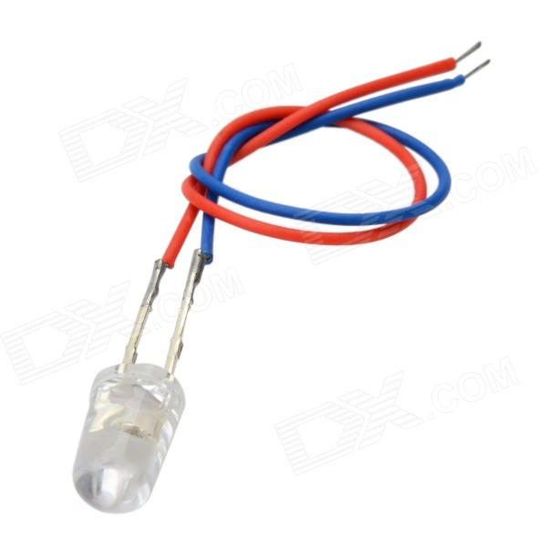 Replacement Blue LED for JJRC H12C 2.4G 6-Axis Gyro - Red + Blue