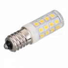 E14 5W 400LM 3200K 33-SMD 2835 LED-lamp warm wit (5PCS / 220 ~ 240V)