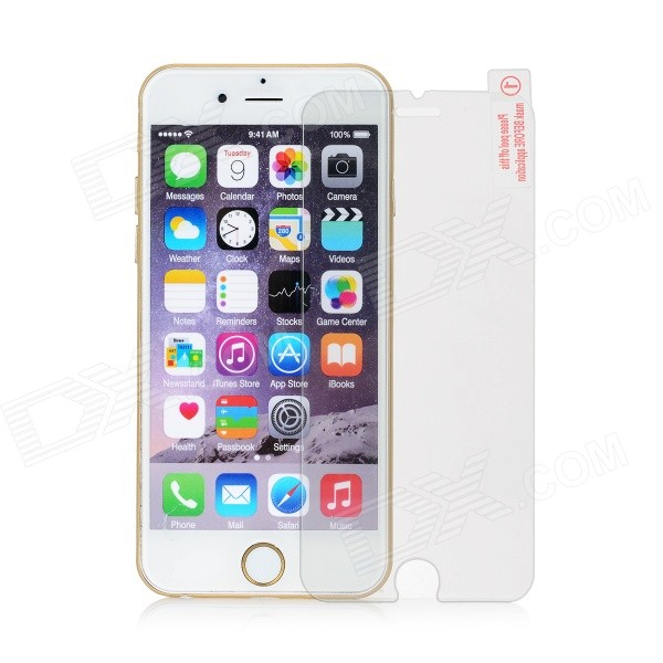 FineSource Tempered Glass Screen Protector for IPHONE 6 - Transparent