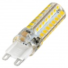 G9 4W 3000K 290lm 64-SMD 3528 LED Warm White Light Bulb (220V)