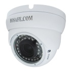 HOSAFE 2MD3W 1080P Outdoor 2.8-12mm Zoom IP Camera - White (US Plug)