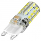 G9 AC220V 3W Bulb Cold White Light 190lm 32-SMD 3528 LED (2 stk)