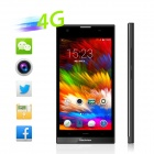 "Blackview Alife S1 MTK6732 Quad Core Android 4.4 Smartphone 4G w / 5,0 ""HD, 16 GB ROM, 13.0MP - Schwarz"