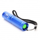 ZHISHUNJIA 525-XPE 1-LED 400lm 3-Mode Cold White Zooming Flashlight