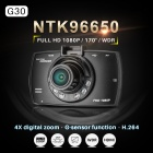 """2.7"""" TFT 1080P FHD CMOS 170' Wide-Angle Car DVR Camcorder w/ LED & IR Night Vision & Loop Record"""