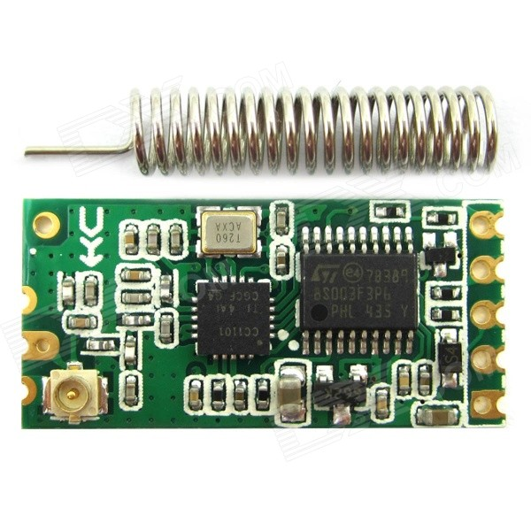 HC-11 CC1101 433MHz UART Serial Wireless Transceiver Module