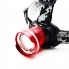 ZHISHUNJIA 32-T6 XM-L T6 800lm White 3-Mode Zooming Headlamp
