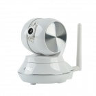 Ontop 720P CMOS 1.0MP P2P Network IP Camera - White