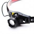 ZHISHUNJIA TK67Q5 3W 300lm 3-Mode White LED Zoom Headlamp (3*AAA)