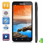 "Lenovo A850 + MTK6592 окта-Core Android 4.2.2 WCDMA Бар телефон ж / 5,5 ""QHD, Wi-Fi, FM, GPS - черный"