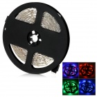 36W 3528 SMD LED Light Strip RGB Light 1100lm - Black + White (5M / DC 12V)