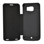 4200mAh Backup Battery Case for Samsung Galaxy S6 - Black