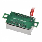 3-Digit 2-Wire DC 4.5~30V LED Digital Voltmeter Voltage Display Module