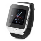 "GSM Smart Watch Phone w/ 1.55"" Screen, Bluetooth, Quad-band, Sports Pedometer, Sleep Monitoring, FM"