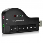 USB 2.0 HIFI 8.1 Channel Sound Card