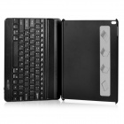 Mini Smile Bluetooth 82-Key Keyboard w/ Case for IPAD AIR 2 - Black