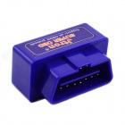 Jtron WiFi ELM327 OBD2 Car Scan Tool for IPHONE / IPAD / IPOD - Blue